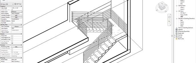 Revit Stairs