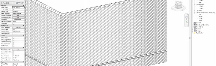 Revit Wall Assemblies