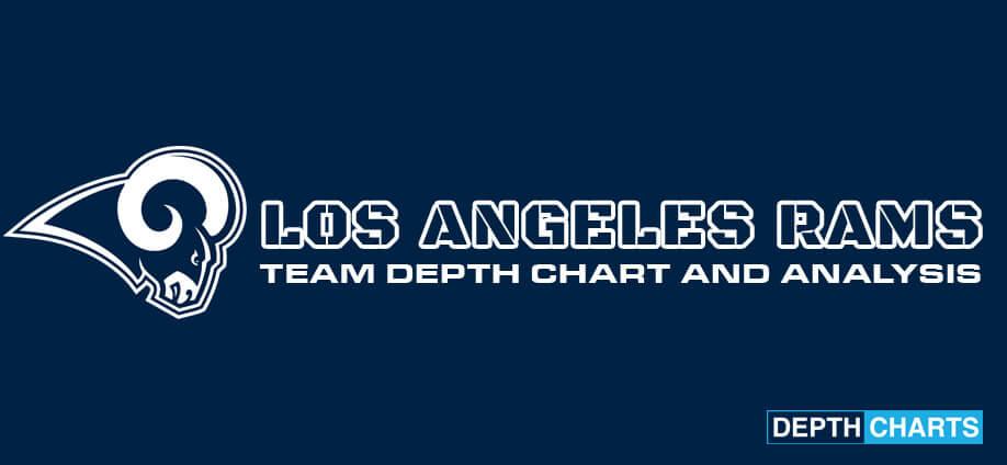 2017 Los Angeles Rams Depth Chart (Live)