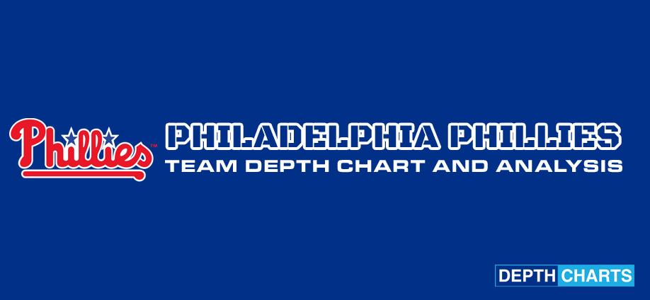 2019 Philadelphia Phillies Depth Chart (Updated Live)
