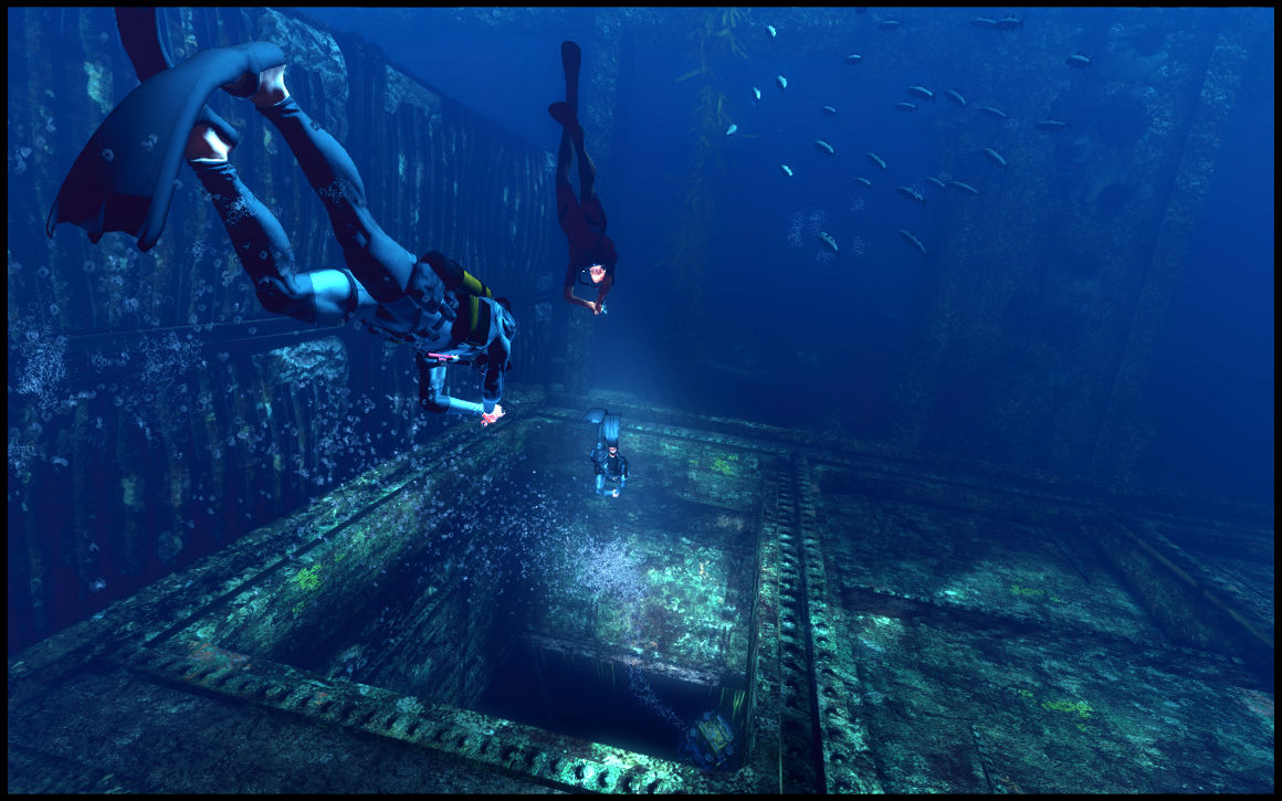 Hd Great White Shark Wallpaper Depth A Game With Heart Pounding Tension And Visceral