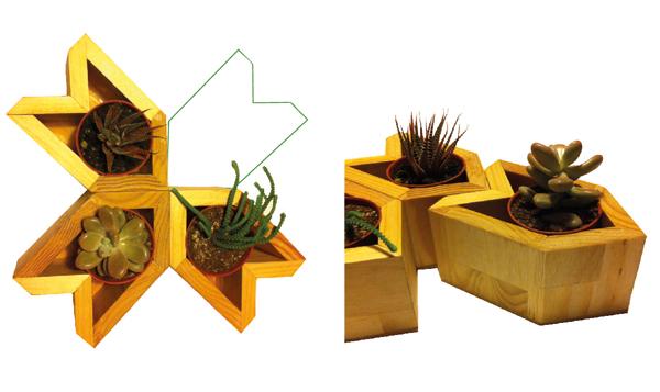 Dise O Patr N Objetos Decorativos Y Funcionales Depto51