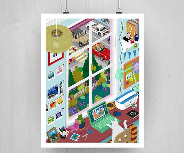 Descarga gratis ilustraci n de gabriel ebensperger for Disenador de cocinas gratis