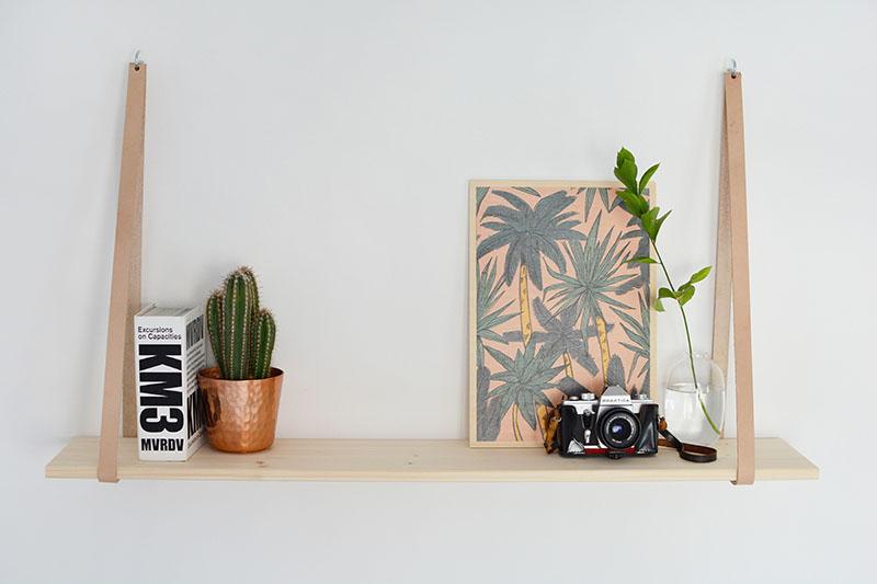 5 nuevas ideas para hacer una repisa por ti mismo, DIY.