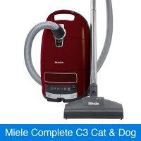 Miele Complete C3 Cat & Dog PowerLine im Vergleich ...