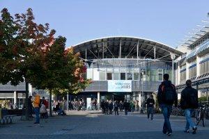 Hochschule Bonn-Rhein-Sieg, eine der an der INA beteiligten Hochschulen