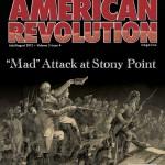 American Revolution magazine for Jul and Aug 2012