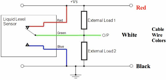 Wiring Diagram For Liquid Level Switches Wiring Diagram