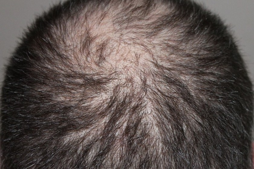 Le masque pour les cheveux avec le pamplemousse