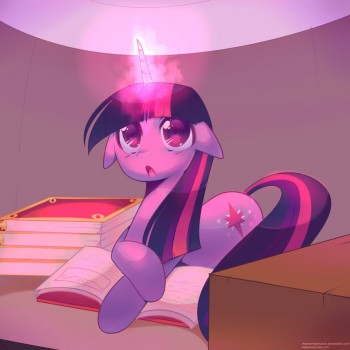 Bronycon 2012: Twilight Sparkle by Raiponi