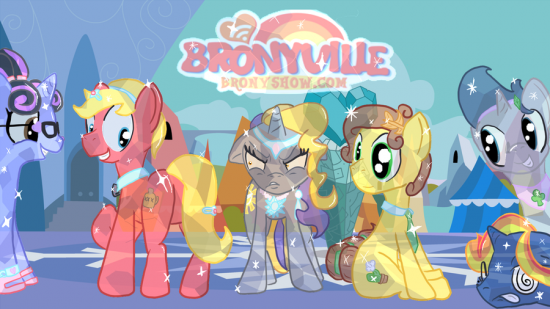 Crystal Bronyville by ClexYoshi