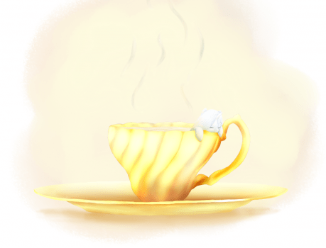 Teacup by Celery Pony