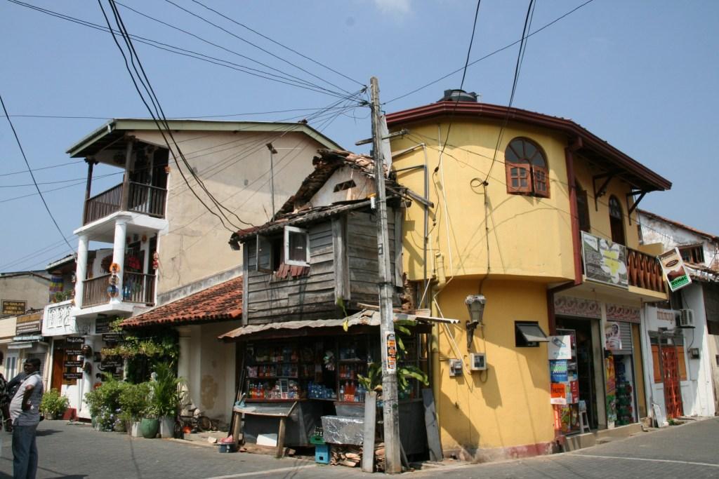 Rue de Galle Sri Lanka