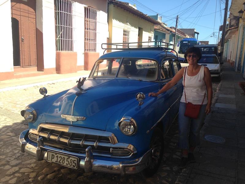 Mon taxi Chevrolet