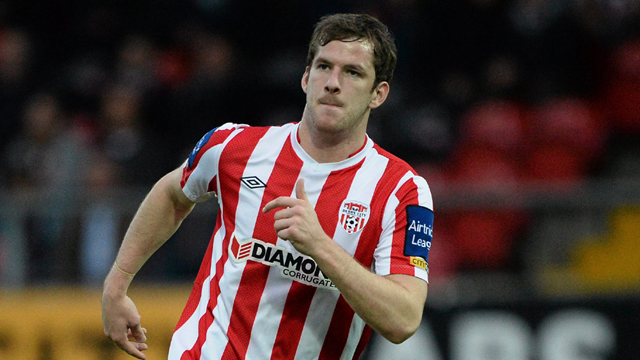 Derry City v St Patrick's Athletic - Airtricity League Premier Division