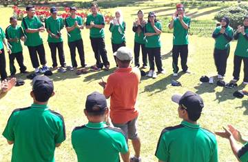 Outing Outbound Gathering di Bali - HP 2
