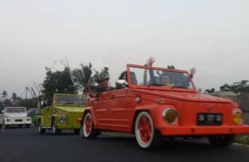 VW Safari