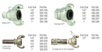 Chicago Pneumatic Air Fittings - Desco Manufacturing Co., Inc.