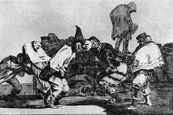 Goya, Disparates-14