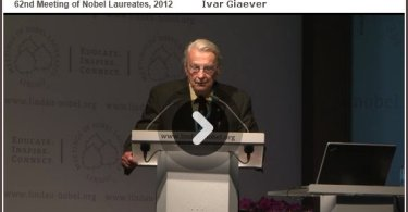 giaever-landau-nobel-meeting