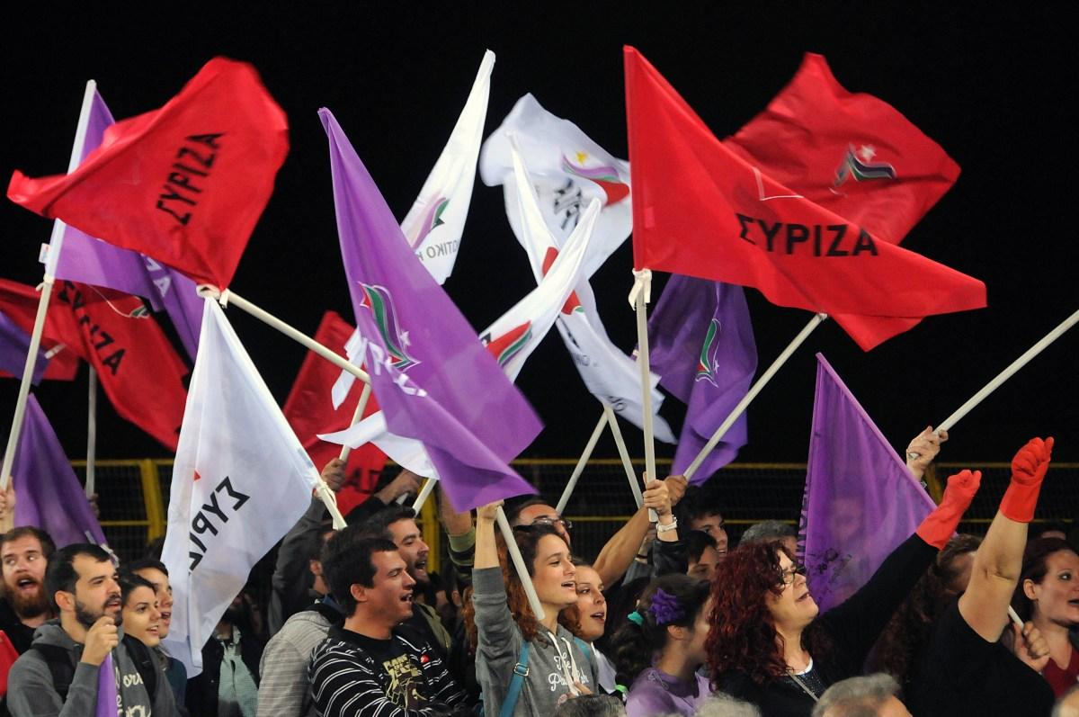 El unicornio Syriza quiere el poder en Grecia