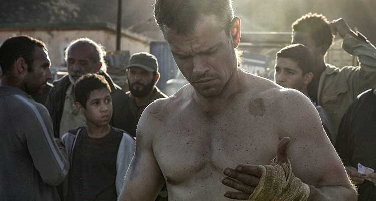 Jason Bourne Advance Screening Giveaway