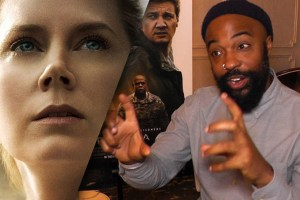 ARRIVAL Interview with DP Bradford Young