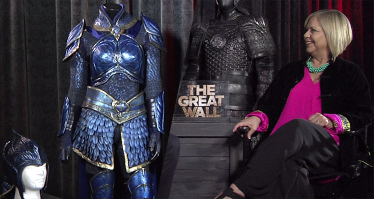 THE GREAT WALL Interview with Costume Designer
