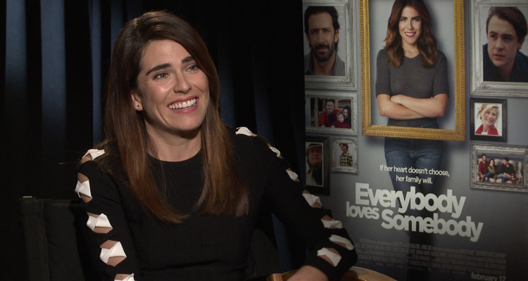 Karla Souza habla de EVERYBODY LOVES SOMEBODY