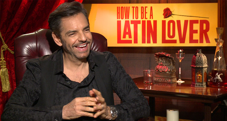 HOW TO BE A LATIN LOVER Entrevista a Eugenio Derbez