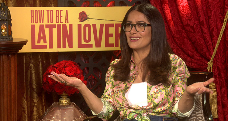 Entrevista a Salma Hayek por HOW TO BE A LATIN LOVER