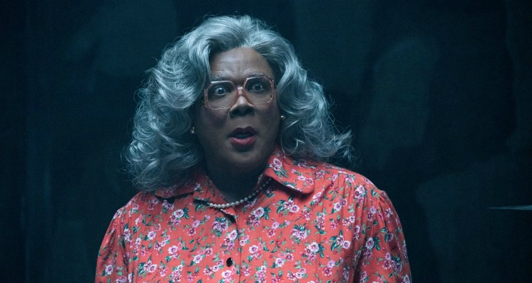 Tyler Perry's BOO 2! A MADEA HALLOWEEN Trailer - DH Movie News