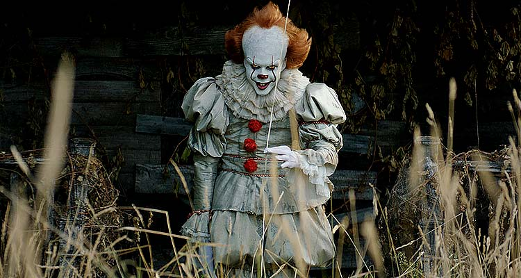 IT's Star and Director Talk Pennywise