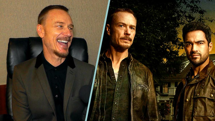 Ben Daniels Talks THE EXORCIST S2
