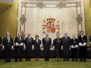 Tribunal Constitucional Español en pleno