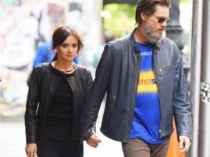 Jim y novia