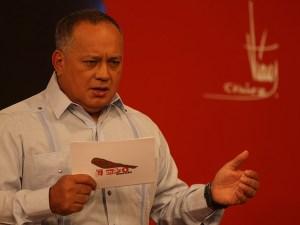 Diosdado entrega la pensión número 3500 de 110 mil en Monagas