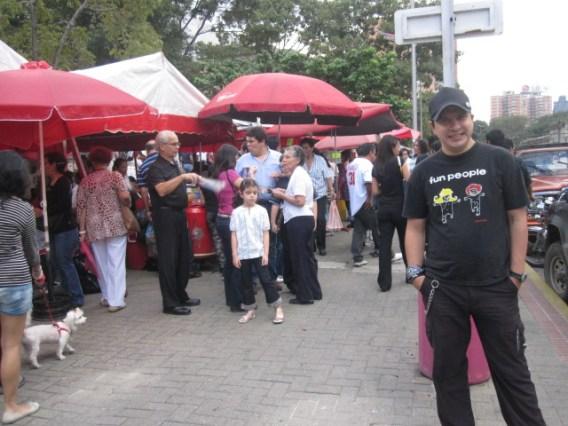 Caracas ofrece mucha variedad, entre los más visitados están el mercado Chino de El Bosque y El Mercado Peruano en Quebrada Honda.