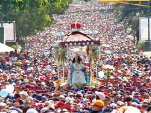procesión Divina Pastora