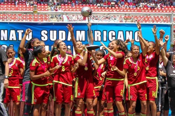 Selección femenina sub-17