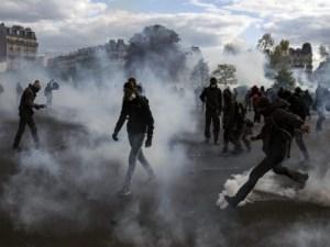 protestas-contra-reforma-laboral-francesa