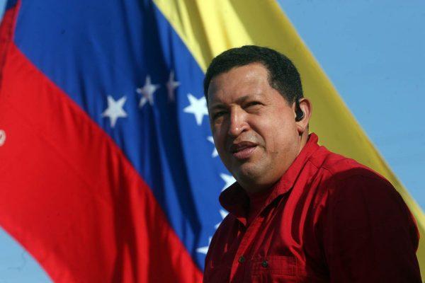 campañas de Hugo Chávez