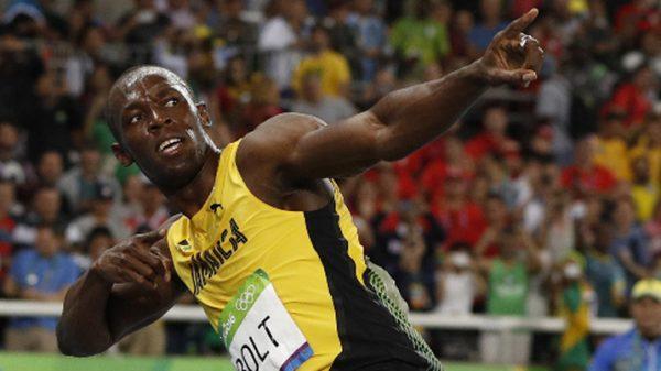 Usain Bolt le fue infiel a su novia
