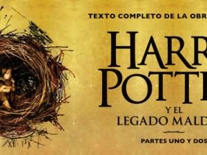 Harry Potter el niño maldito
