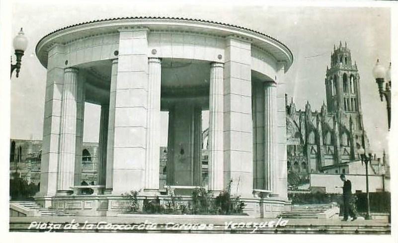 plaza la concordia origen