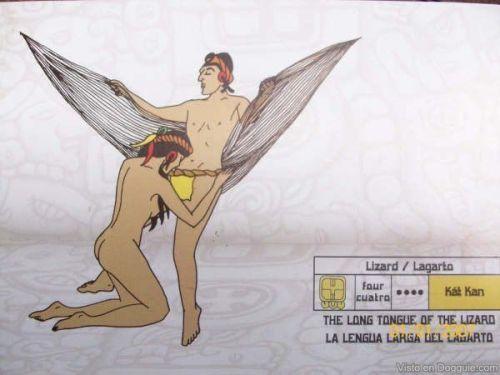 Mayasutra-lagarto