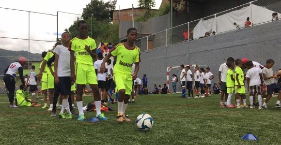 Plan Nacional de Masificación del Fútbol