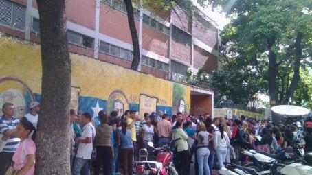 Unidad Educativa Bolivariana José Ávalos, El Valle, Caracas.