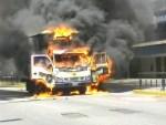queman camion
