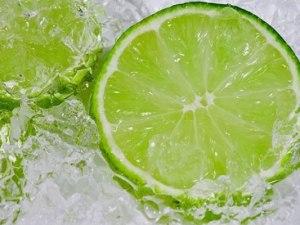 limón congelado